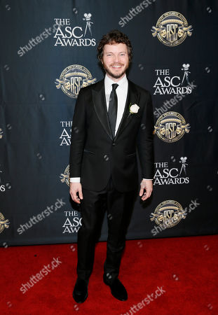 Editorial picture of American Society of Cinematographers Awards, Los Angeles, USA - 09 Feb 2019