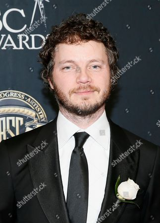 Editorial photo of American Society of Cinematographers Awards, Los Angeles, USA - 09 Feb 2019