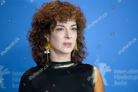 Actress and Screenwriter Angeliki Papoulia