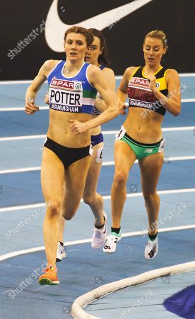 Beth Potter and Melissa Courtney