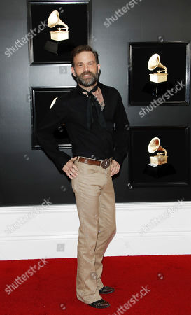 Waylon Payne arrives for the 61st annual Grammy Awards ceremony at the Staples Center in Los Angeles, California, USA, 10 February 2019.