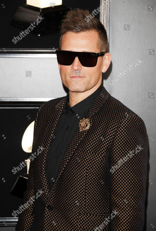 Kaskade arrives for the 61st annual Grammy Awards ceremony at the Staples Center in Los Angeles, California, USA, 10 February 2019.