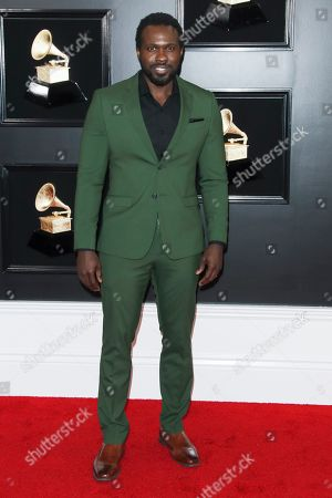Editorial image of Arrivals - 61st Annual Grammy Awards, Los Angeles, USA - 10 Feb 2019