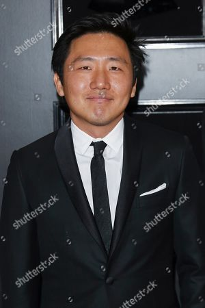 Hiro Murai arrives for the 61st annual Grammy Awards ceremony at the Staples Center in Los Angeles, California, USA, 10 February 2019.