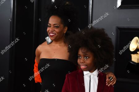 Editorial photo of 61st Annual Grammy Awards - Arrivals, Los Angeles, USA - 10 Feb 2019