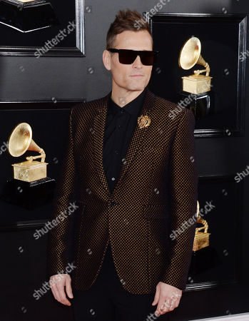 Editorial photo of 61st Annual Grammy Awards, Arrivals, Los Angeles, USA - 10 Feb 2019