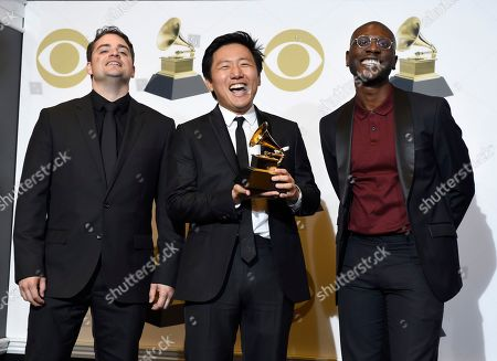 Editorial image of 61st Annual Grammy Awards - Press Room, Los Angeles, USA - 10 Feb 2019