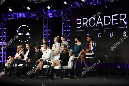 Editorial photo of 2019 Winter TCA - Lifetime, Pasadena, USA - 10 Feb 2019
