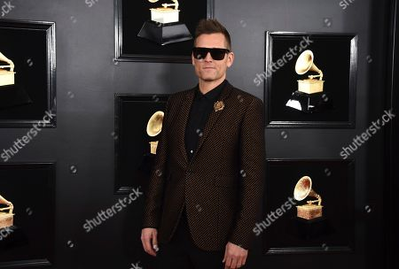 Editorial image of 61st Annual Grammy Awards - Arrivals, Los Angeles, USA - 10 Feb 2019