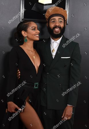 Editorial picture of 61st Annual Grammy Awards - Arrivals, Los Angeles, USA - 10 Feb 2019