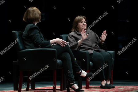 Author Deborah Davis and Ina Garten, The Barefoot Contessa, share her natural approach to food; entertaining tips, and stories at the Long Center for the Performing Arts