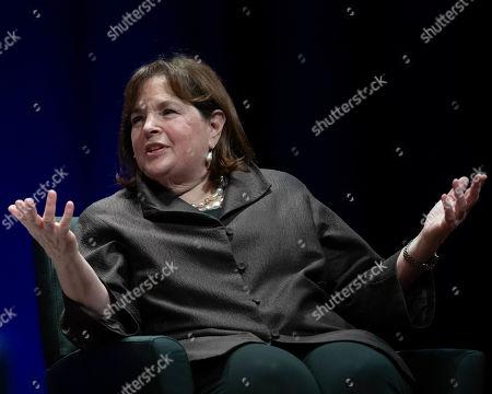 Editorial picture of Ina Garten interview, Austin, USA - 05 Feb 2019