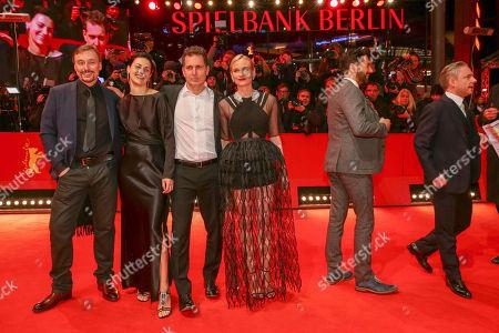 Werner Daehn, Yuval Adler, Diane Kruger, Martin Freeman, Cas Anvar