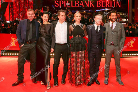 Editorial image of 'The Operative' premiere, 69th Berlin International Film Festival, Germany - 10 Feb 2019