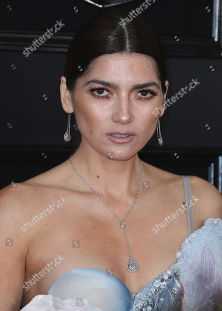 Editorial image of 61st Grammy Awards, Arrivals, Los Angeles, USA - 10 Feb 2019