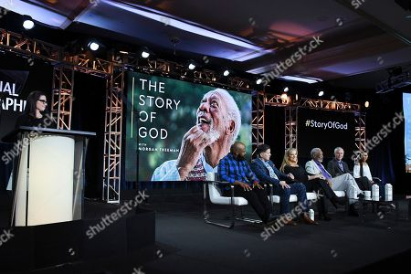Editorial image of 2019 National Geographic Winter TCA Press Tour, Los Angeles, USA - 10 Feb 2019