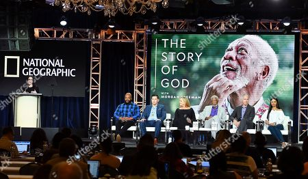 Editorial picture of 2019 National Geographic Winter TCA Press Tour, Los Angeles, USA - 10 Feb 2019