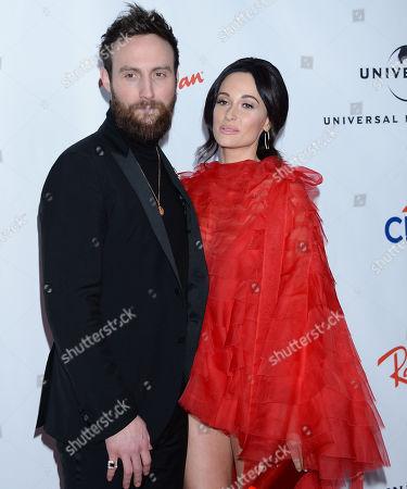 Kacey Musgraves and husband Ruston Kelly