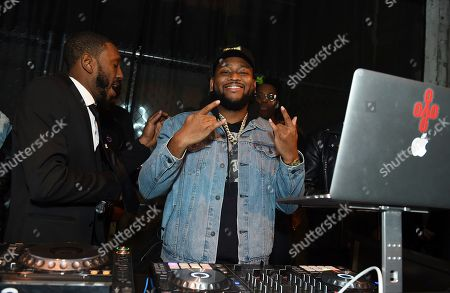 Boi-1da performs at Universal Music Group's 2019 After Party celebrating music's biggest night presented by Citi, on in Los Angeles