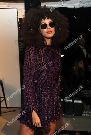 Arlissa attends Universal Music Group's 2019 After Party celebrating music's biggest night presented by Citi, on in Los Angeles