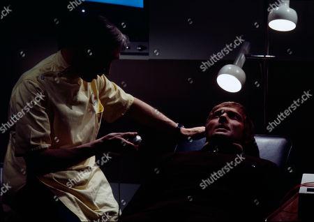 UFO - Kill Straker - Vladek Sheybal and Michael Billington