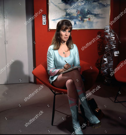 UFO - The Responsibility Seat - Jane Merrow