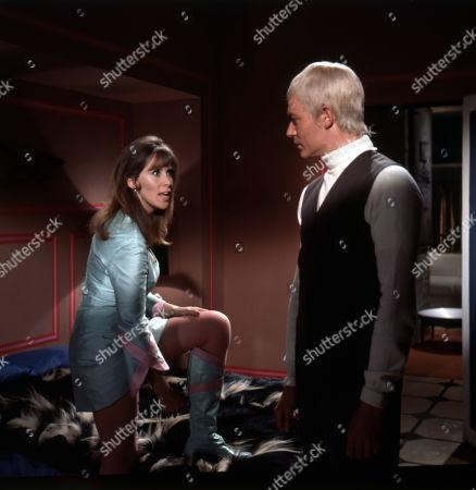 UFO - The Responsibility Seat - Jane Merrow and Ed Bishop
