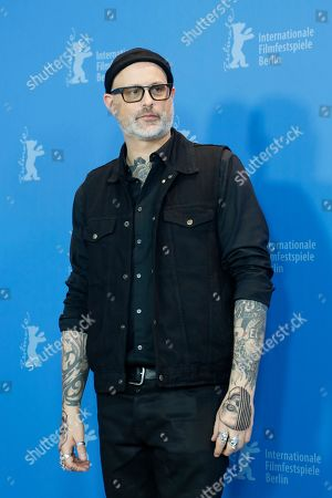 Denis Cote poses during the photocall of 'Ghost Town Anthology ' (Repertoire des villes disparues) during the 69th annual Berlin Film Festival, in Berlin, Germany, 11 February 2019. The movie is presented in the Official Competition at the Berlinale that runs from 07 to 17 February.