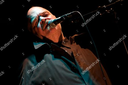 Editorial picture of Pere Ubu in concert at the ICA, London, Britain - 25 Sep 2009