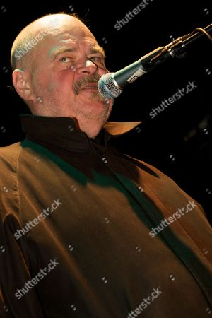 Editorial image of Pere Ubu in concert at the ICA, London, Britain - 25 Sep 2009