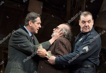 Adrian Lukis as Walter, David Suchet as Gregory, Brendan Coyle as Victor