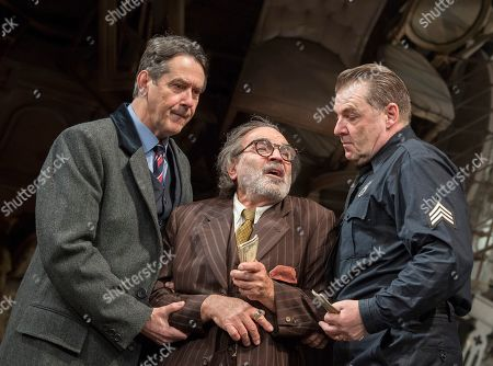 Editorial photo of 'The Price' Play by Arthur Miller performed at Wyndham's Theatre, London, UK, 11 Feb 2019