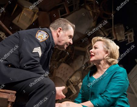 Editorial picture of 'The Price' Play by Arthur Miller performed at Wyndham's Theatre, London, UK, 11 Feb 2019