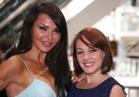 Lizzie Cundy and Sara Cawood