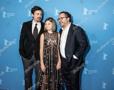 Editorial image of 'Light of My Life' premiere, 69th Berlin International Film Festival, Germany - 08 Feb 2019