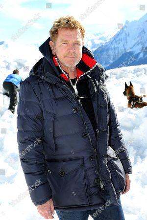 Stock Photo of Xavier Deluc