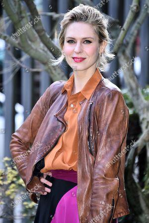 Stock Picture of Elena Radonicich