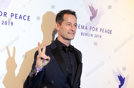 Stock Photo of Sebastian Copeland attends the Cinema For Peace Gala during the 69th annual Berlin Film Festival, in Berlin, Germany, 11 February 2019. Berlinale runs from 07 to 17 February.