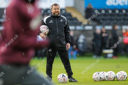 Swansea City Assistant Manger Billy Reid