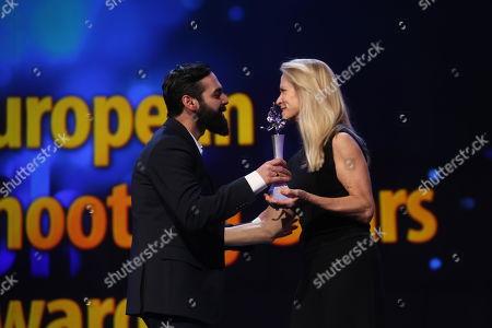 Editorial picture of Vice Premiere ? 69th Berlin Film Festival, Germany - 11 Feb 2019