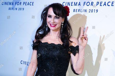 Editorial photo of Cinema For Peace Gala - 69th Berlin Film Festival, Germany - 11 Feb 2019