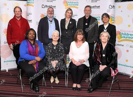 Stock Image of Michael Morpurgo, Chris Riddell, Lauren Child, Michael Rosen, Anthony Browne, Malorie Blackman, Jacqueline Wilson, Julia Donaldson and Anne Fine Michael Morpurgo, Chris Riddell, Lauren Child, Michael Rosen, Anthony Browne, Malorie Blackman, Jacqueline Wilson, Julia Donaldson and Anne Fine