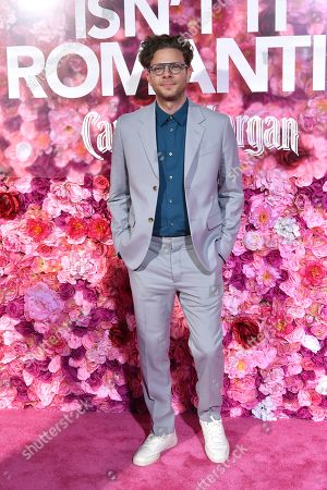 Editorial image of 'Isn't it Romantic' Film Premiere, Arrivals, Ace Hotel, Los Angeles, USA - 11 Feb 2019