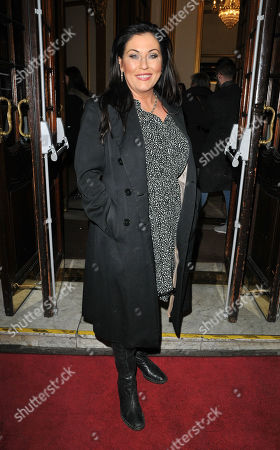 Stock Photo of Jessie Wallace