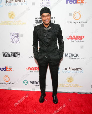 Editorial picture of For the Love of Our Children Gala, Arrivals, New York, USA - 11 Feb 2019