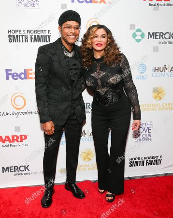 Gerald Maxwell Rivera and Tina Knowles