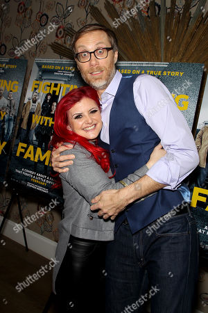 Julia Knight, Stephen Merchant (Director)