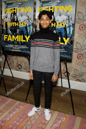 Editorial picture of New York Special Screening for MGM's 'Fighting With My Family', USA - 11 Feb 2019