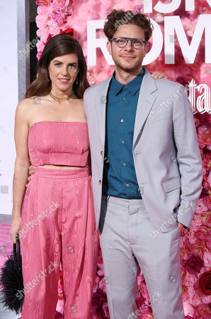 Editorial image of 'Isn't it Romantic' film premiere, Arrivals, Los Angeles, USA - 11 Feb 2019