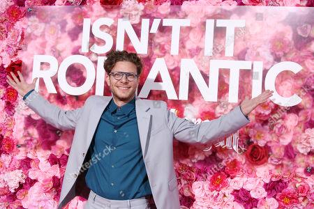 Editorial photo of 'Isn't it Romantic' film premiere, Arrivals, Los Angeles, USA - 11 Feb 2019